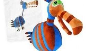 Дитячі малюнки, які перетворили на справжні м`які іграшки