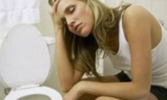 Діарея - лікування в домашніх умовах
