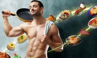 Дієта для сушки тіла для чоловіків