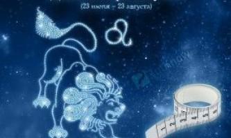 Дієта по гороскопу лев (23 липня - 23 серпня)
