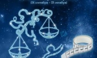 Дієта по гороскопу ваги (24 вересня - 23 жовтня)