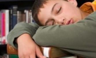 Для успішного навчання дітям потрібно спати понад 9 годин
