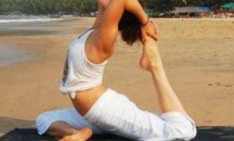 Доведено: йога не сприяє стрункості фігури