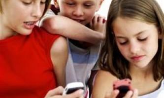Чи повинна дитина мати свій мобільний телефон?