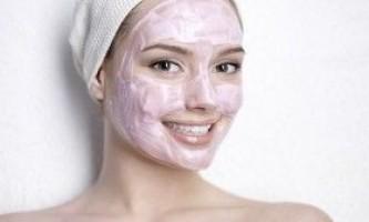 Домашні ліфтинг маски для обличчя