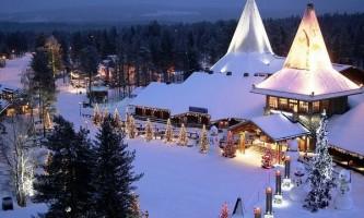 Пам`ятки фінляндії взимку