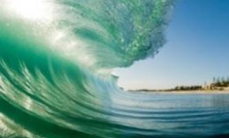 Стародавня греція переживала цунамі
