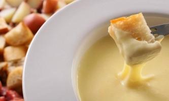 Фондю сирне - рецепт з фото