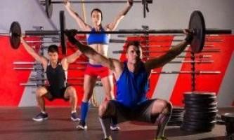 Функціональний тренінг в силових видах спорту