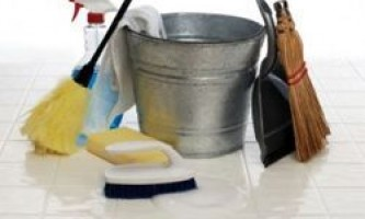 Генеральне прибирання квартири