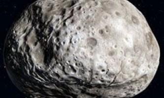 Гігантський астероїд веста, схоже, є планетою