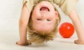 Гіперактивність у дитини