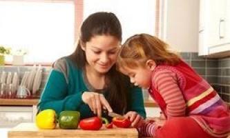 Готуємо прикорм для дітей до року самі