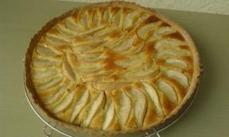 Грушевий пиріг - рецепт