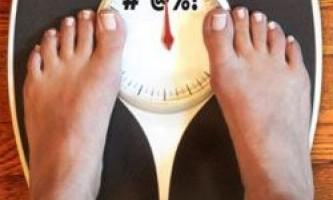 Худне на замітку: основні принципи скидання ваги