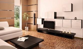 Інтер`єр вітальні в маленькій квартирі