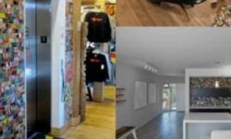 Мистецтво дошки: зламаний скейтборд як частина інтер`єру