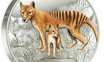 Ізоляція привела до загибелі тасманского вовка