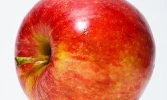 Яблука рятують від інсульту