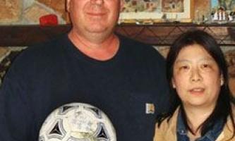 Японський футбольний м`яч знайшли на аляски і відшукали його господаря
