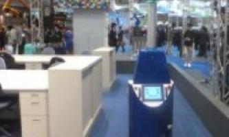 Японський робот допомагає робочим прибирати офіси