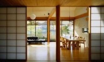Японський стиль в інтер`єрі