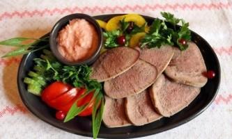 """""""Мова яловичий"""" - рецепти в духовці."""