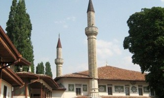 Екскурсія в бахчисарайський палац