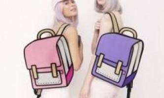 Ці сумки виглядають намальованими, але вони справжні
