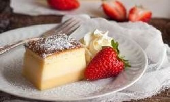 Це розумне тришарове тістечко готується дуже просто