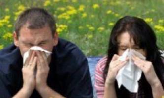 Як алергія впливає на сексуальність