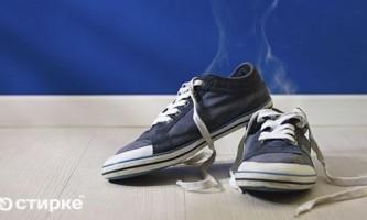 Як боротися з неприємним запахом нової і старої взуття