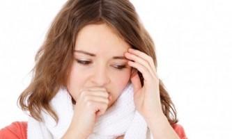 Як боротися з сухим кашлем?