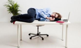 Як боротися зі сном на роботі?