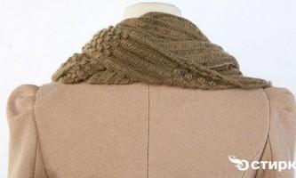 Як чистити пальто з різних видів тканини