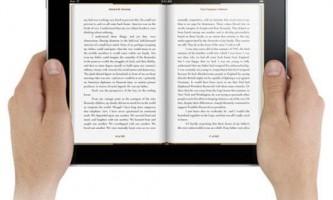 Як читати книги на ipad