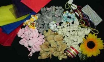 Як робити букети з іграшок?