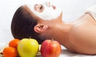 Як робити маски з яблук для особи
