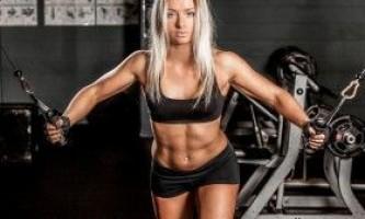 Як дівчині набрати вагу в бодібілдингу?