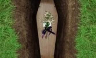 Як довго ви проживете, будучи похованим заживо в труні?