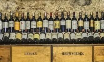 Як зберігати вино в домашніх умовах