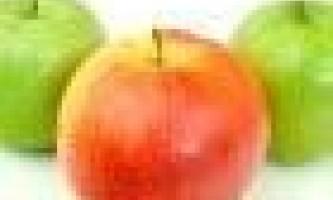 Як позбутися від алкогольної залежності за допомогою яблук