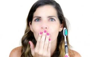 Як позбутися від запаху з рота?