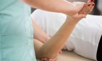 Як лікувати бурсит суглоба