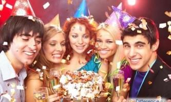 Як можна відзначити день народження?