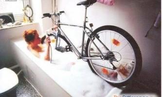 Як мити велосипед