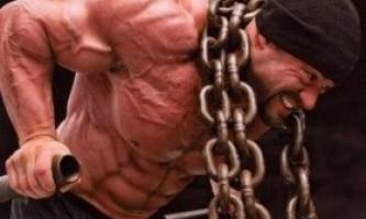 Як накачати плечі, як у важкоатлетів?