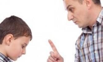 Як покарання можуть нашкодити дитині?