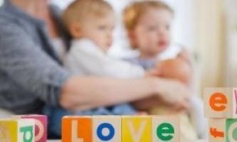 Як навчити дитину буквах?
