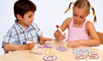 Як навчити малюка рахувати?